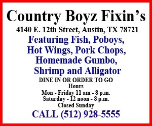 Country Boyz Fixin's