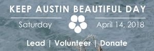 KEEP AUSTIN BEAUTIFUL!